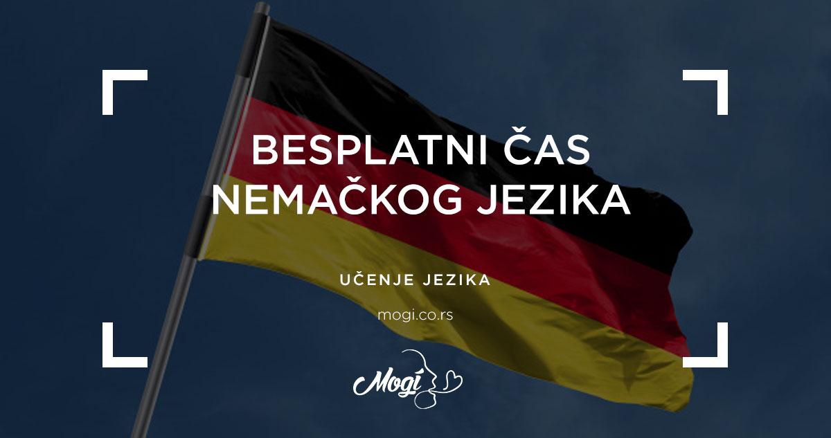Besplatni Cas Nemackog Jezika u školi jezika Mogi Beograd