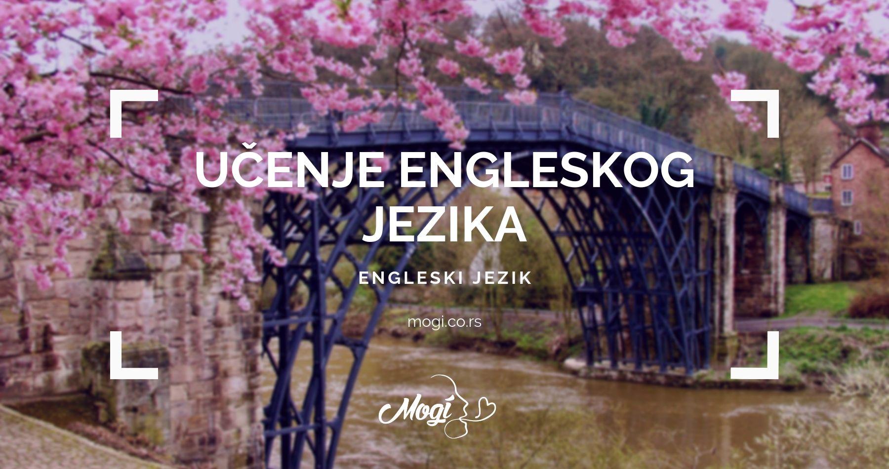 Naučite engleski jezik u školi Mog Beograd i uz popuste i super cene