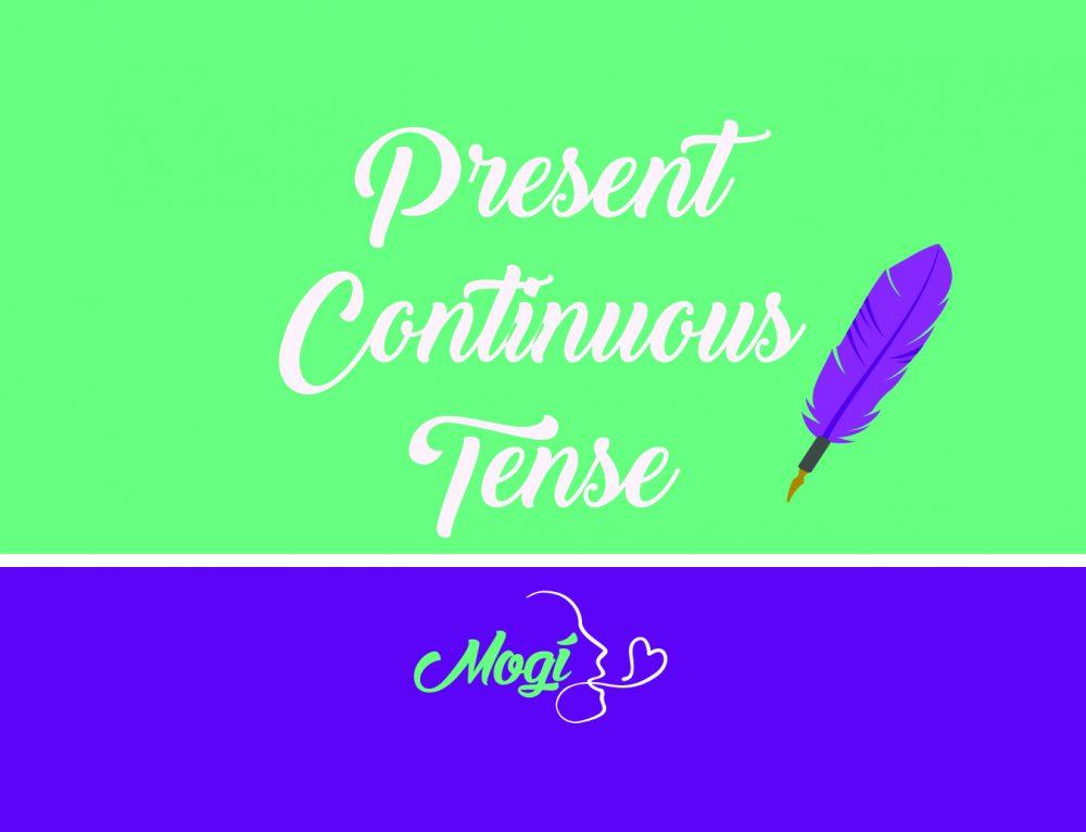Present Continuous Tense – Sadašnje trajno vreme
