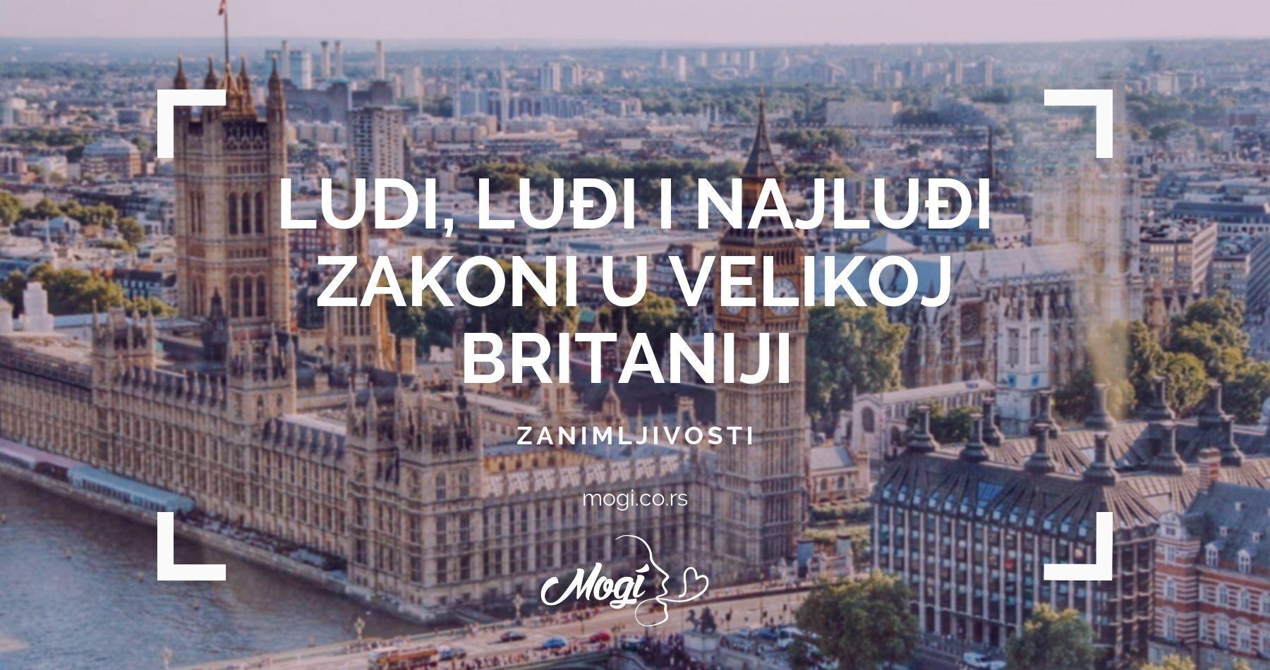 Panorama Londona, sa bloga škole za jezike Mogi