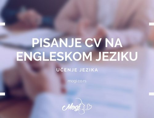 Pisanje CV na engleskom jeziku