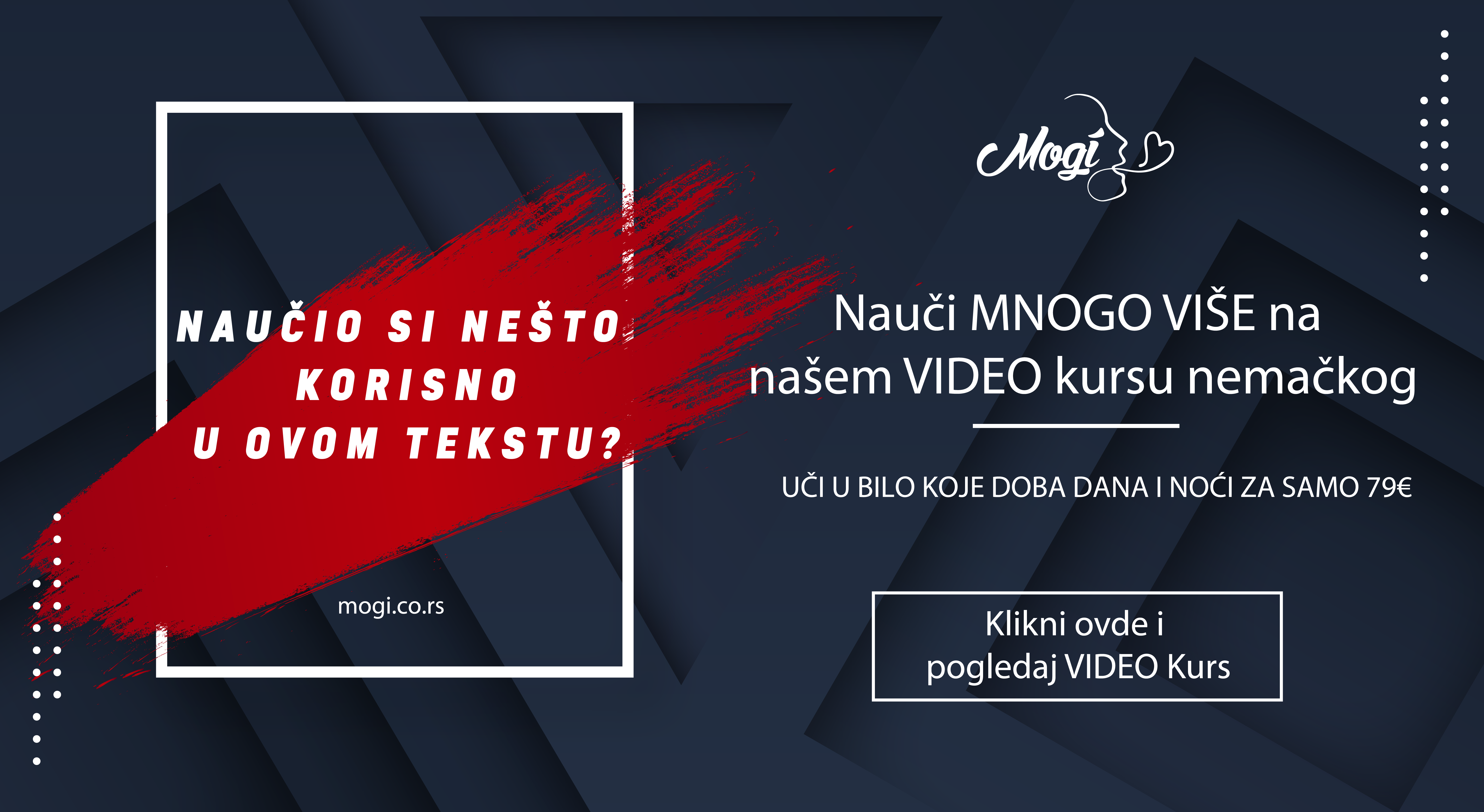 Online Kurs Nemackog Jezika Video