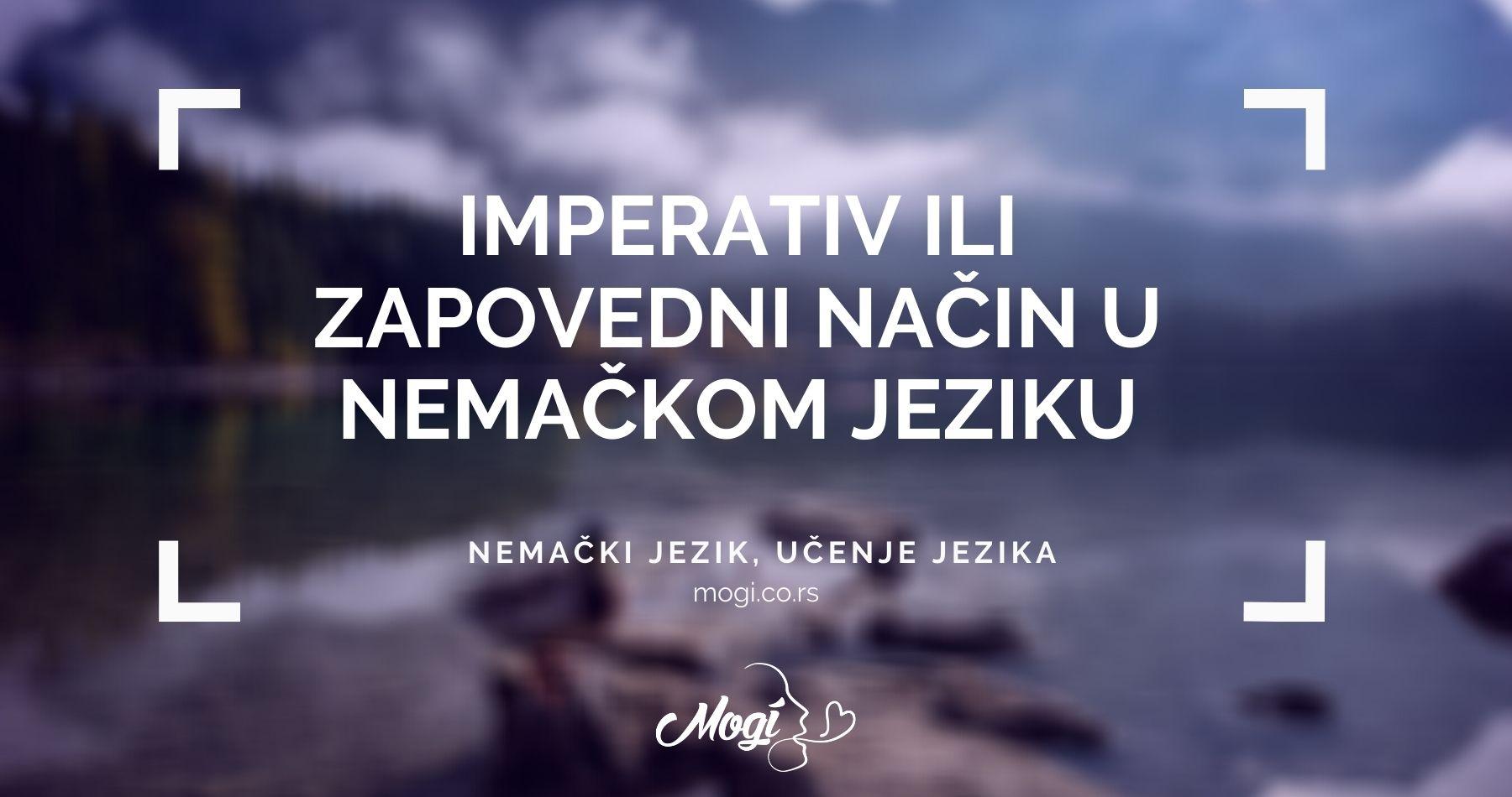 imperativ
