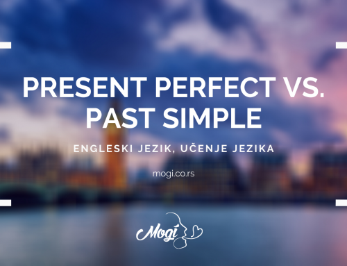 Present Perfect vs. Past Simple